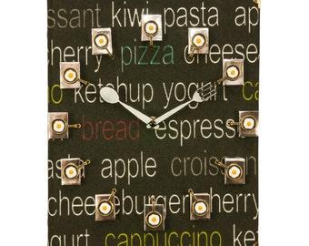 "Wall Clocks ""Recipe book - 2"""