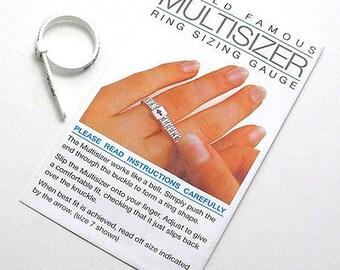 Adjustable Finger Sizer