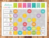 Chore Chart / Reward Chart / Behavior Chart / Digital Download