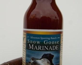 Snow Goose Sauce