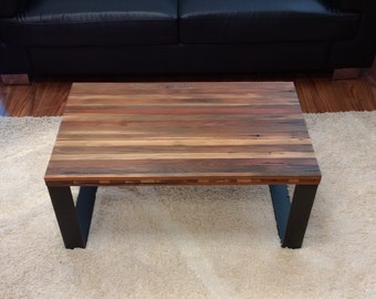 Coffee Table -  Reclaimed wood coffee table