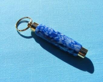 Blue Sparkle Needle case