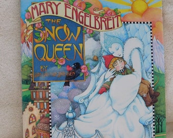Vintage The Snow Queen by Hans Christian Andersen