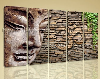 Feng shui bathroom etsy for Feng shui dining room wall art