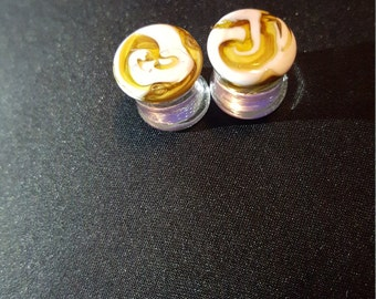 10mm 00g Double Flare McBooger Plugs