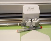 Enhanced Cricut Pen Adapters for use with Ultra Fine Sharpies (Also Sharpie Pens)
