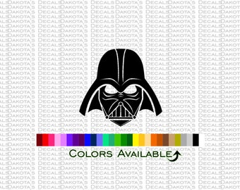 Darth Vader (Star Wars) Decal