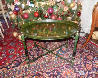 FRANCE CHINOISSERIE TRAY Table