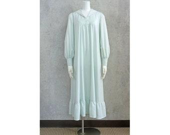 Size M Sailor Collar Dress Women's PDF Sewing Pattern