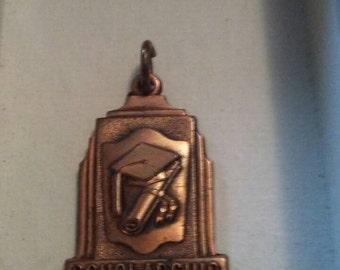 1963 school metal scholarship