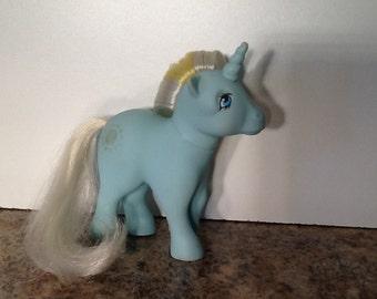 G1 My Little Pony SUNBEAM: Unicorn Pony MLP