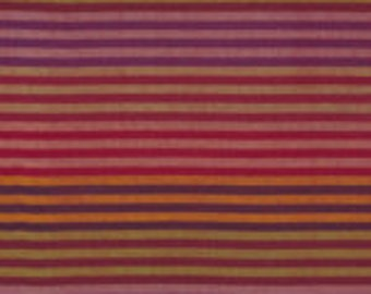CATERPILLAR Woven Stripe EARTH WCATEREARTH by Kaffe Fassett fabric sold in 1/2 yard increments