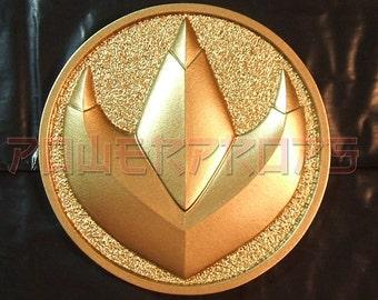 Power Rangers Green Dragon CHEST COIN
