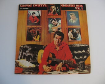 Conway Twitty - Greatest Hits Volume 1 - 1972