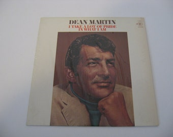 Dean Martin - I Take A Lot Of Pride In What I Am - Circa 1969