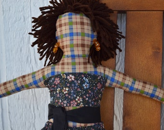 Cloth Doll One of a Kind