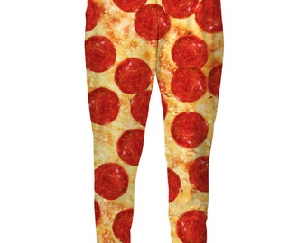 Pepperoni Pizza Jogger pants