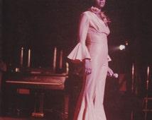 Vintage Original photograph Aretha Franklin--Unsigned