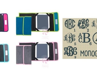 Corduroy IPad Covers with or without monigram