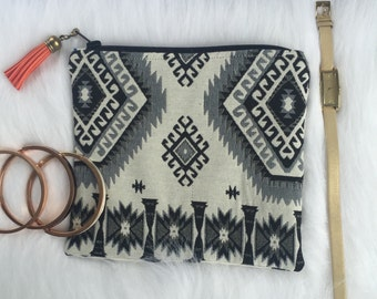 Aztec weave, Clutch, small