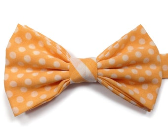 Polka dot Bow Tie, Kids Bow Ties, Boys Bow Tie, Childrens Bow Tie, Page Boy Bow Tie, Toddler Bow Tie, Birthday Bow Tie, Wedding Bow Tie