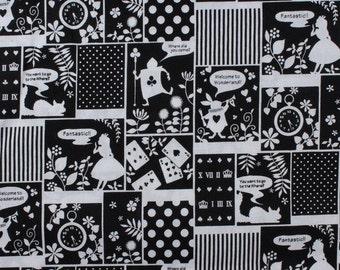Alice in Wonderland-Japanese Kokka Fabric patchwork