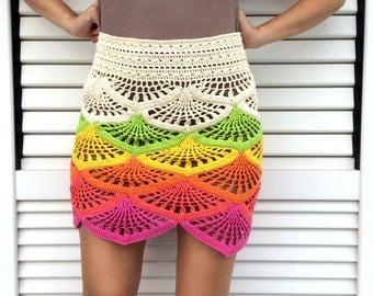 Crochet Mini Skirt Pattern Crochet Summer Skirt Crochet Midi Skirt Crochet Skirt Crochet Maxi Skirt Crochet Skirt High Waisted Skirt