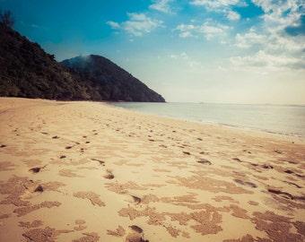 Thailand, Beach, Koh Yao Yai, Beach Photography, Asia, Fine Art Photography, Large Wall Art, Home Decor