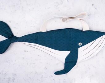WHALE (whale) - bag fish