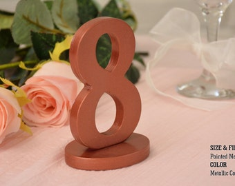 Not Painted SET 1-40, Table Number, Wedding Reception Table, 10 table numbers