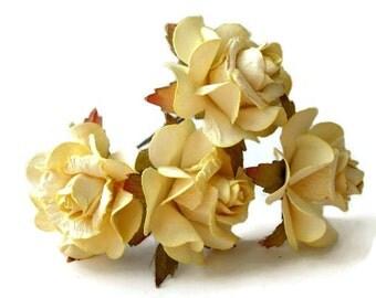 Ballet Bun Accessories Hair Pins Set of 4 Fashion Bobby Pins Summer Wedding Accessories Flower Girls Festival Wear