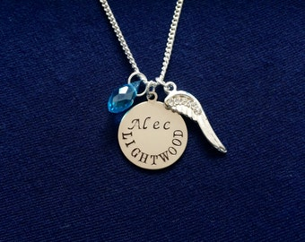 Lightwood Fan Pendant - Choose your favorite Lightwood