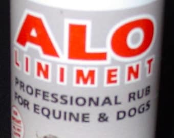 Aloe Vera Liniment for Animals