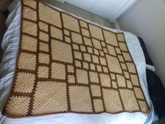 Crochet blanket pattern pdf asa twin granny squares