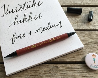 Kuretake Hikkei Brush for Calligraphy