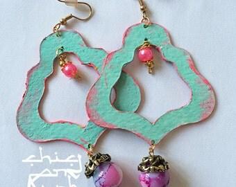 Gocce di perle Pink