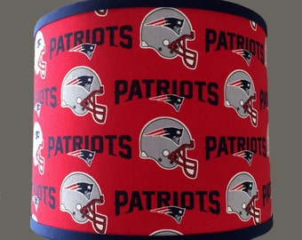 NEW ENGLAND PATRIOTS Drum Lamp Shade