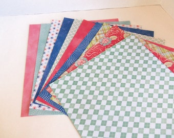 Scrapbooking/ Cardmaking  Paper  10 pieces