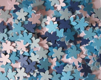 die-cut flowers 200 pieces