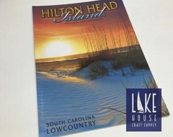 Hilton Head Island Souvenir Book. Hilton Head, South Carolina Book
