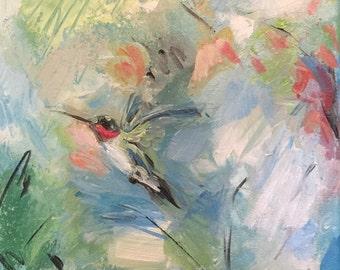 Hummingbird Hoopla