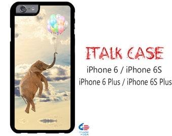 iPhone 6 iPhone Case iPhone 6S Case iPhone 6S Cover iPhone 6S Plus iPhone 6S Case iPhone iPhone 6S iPhone 6+ iPhone 6S+ Flying Elephant