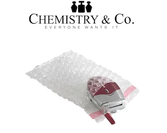 """50 Bubble Out (Bubble Wrap) 4 x 5.5"""" Self Sealing Bags Pouches Mailing Protection Essential Oil Bottles Small Ornaments Jewelry, Rhinestones"""