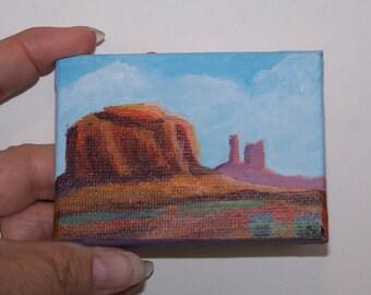Monument Valley Original landscape painting
