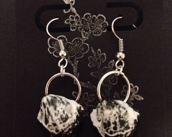 Hilo Hawaii Freshwater Shell Earrings