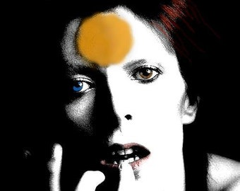 Legendary David Bowie T-Shirt
