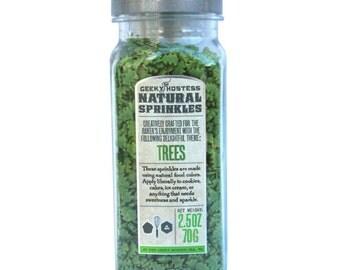 Natural Tree Sprinkles