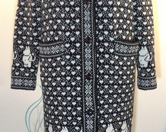 NEW! Coat for adult with moomin pattern