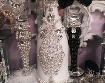 Wedding champaign set