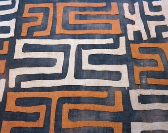 African Kuba Cloth/textile Kc028